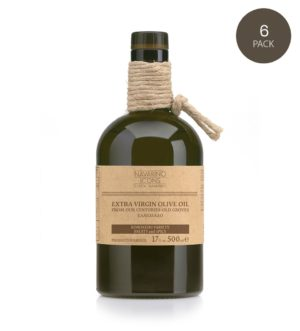 Navarino Icons | Extra Virgin Olive Oil 500ml in bottle